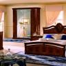 Klassica – Italian Lacquer Bed   2 Nightstands