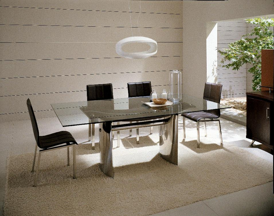 Waves Collection – Modern Luxury Dining Table
