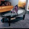 AA886-138 Ellipse Coffee Table