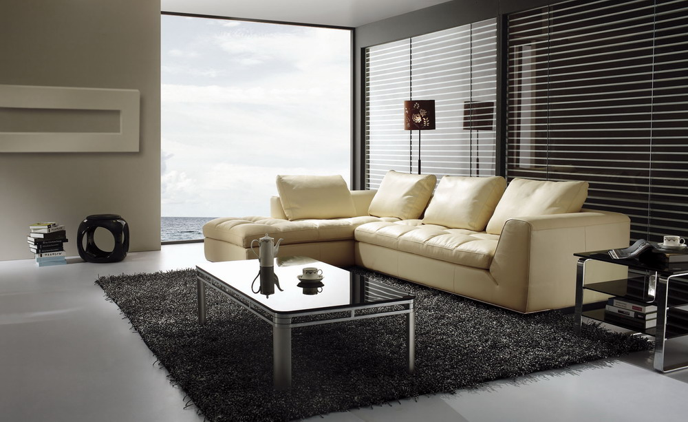 Leather Sleeper Sofas and Loveseats - Bari Leather Furniture