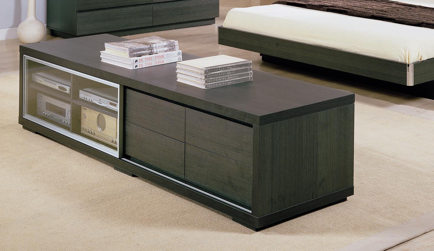 Black Design Co: Capri Modern Bed Group