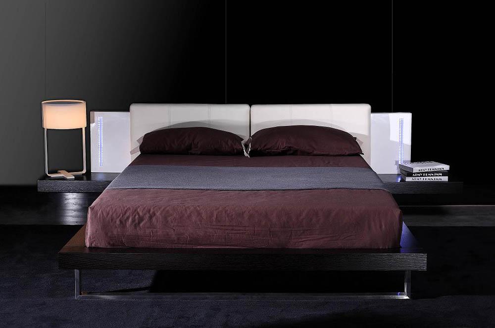 "Black Design Co: ""Reno-Tech"" – Contemporary Platform Bed"