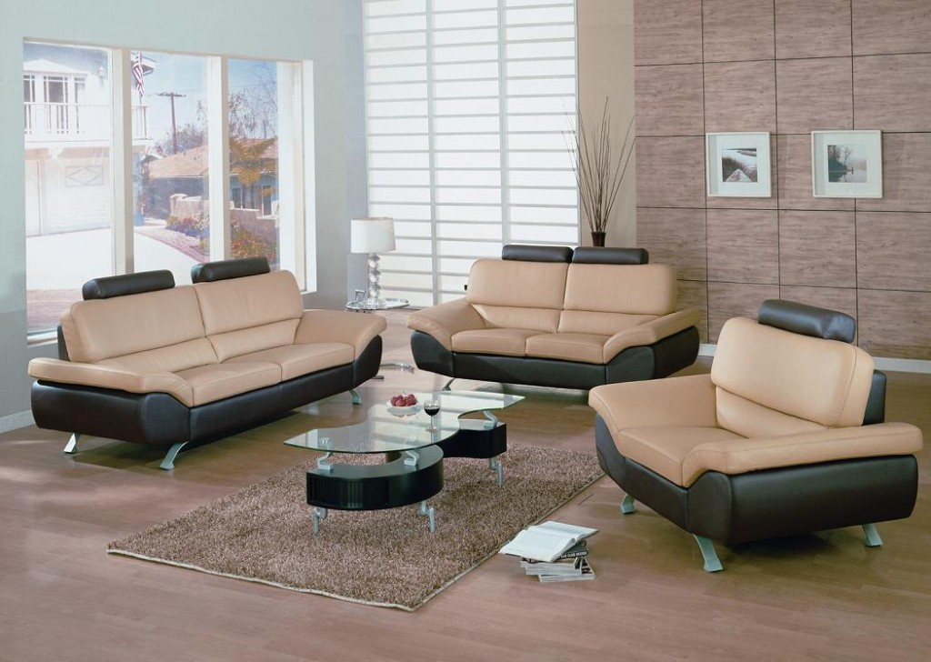 Sofas black design co page 10 for Contemporary living room furniture sets