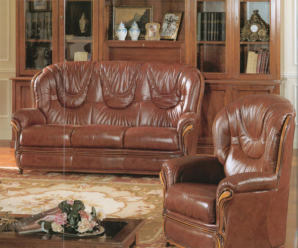 Dallas classic italian living room furniture black design co - Classic italian living room furniture sets ...