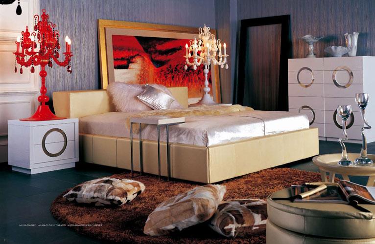 Armani A219 200 Bed. Armani A219 200 Bed   Black Design Co