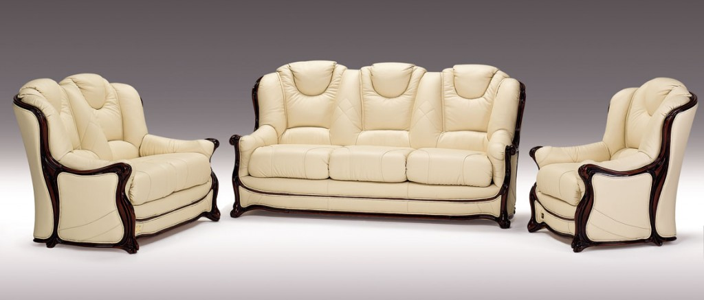 click to enlarge the view of helene sofa set made in italy