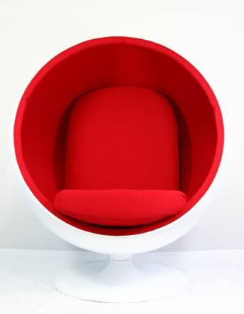 Mib Ball Chair Black Design Co